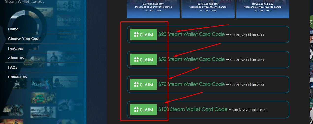 how to add money to your steam wallet