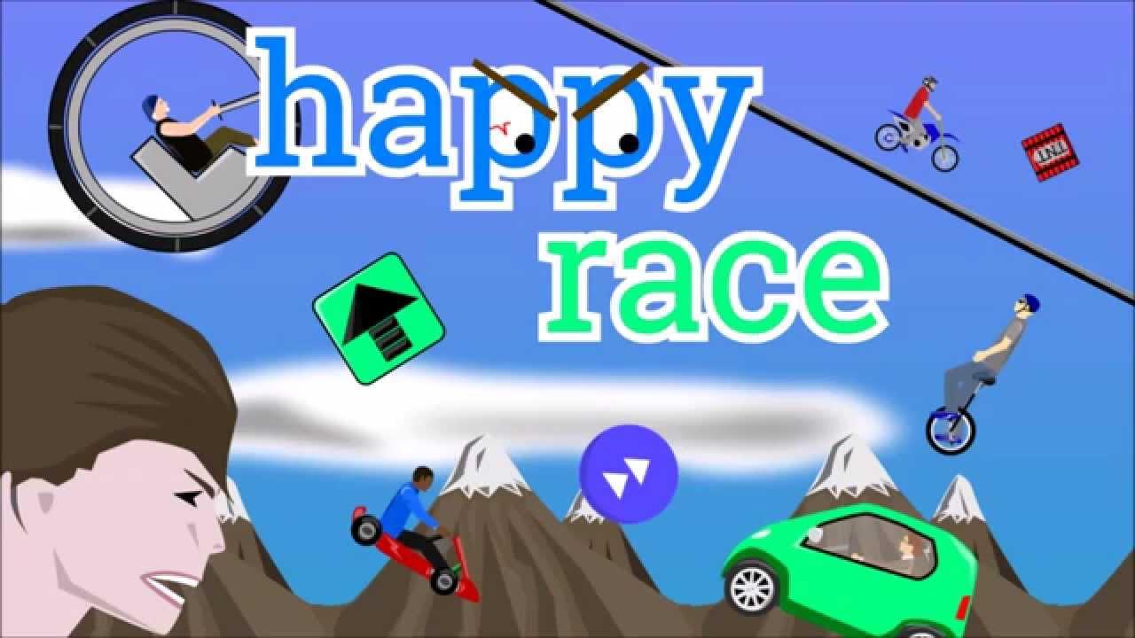 A Brutally Addictive Game Happy Wheels Demo Thrash Lab