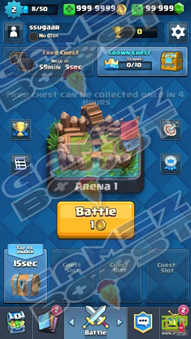 clash of royale hack apk download for android